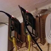 Raspberry Pi Vertical Mount
